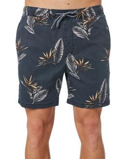 NAVY MENS CLOTHING ZANEROBE BOARDSHORTS - 614-METNVY