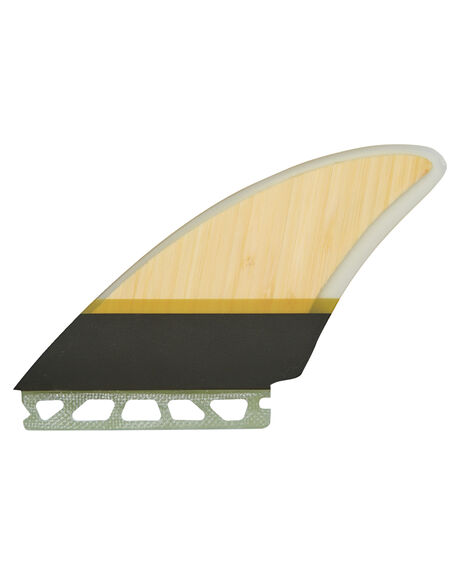 BAMBOO BROWN BOARDSPORTS SURF FUTURE FINS FINS - 1200-154-40BAMBR