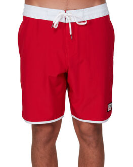 RED MENS CLOTHING BILLABONG BOARDSHORTS - BB-9507430M-RED