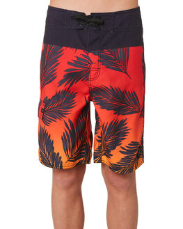 ORANGE KIDS BOYS RIP CURL BOARDSHORTS - KBOSP10030