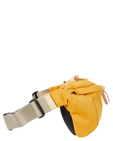 MUSTARD MENS ACCESSORIES HARVEST LABEL BAGS + BACKPACKS - HLO0914-MUS