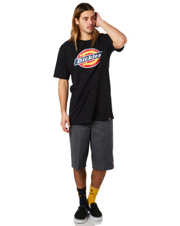 CHARCOAL MENS CLOTHING DICKIES SHORTS - 42283CHR