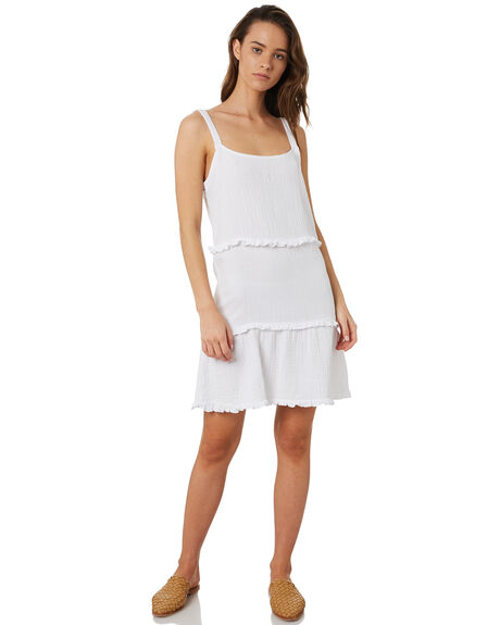 WHITE OUTLET WOMENS SWELL DRESSES - S8201449AWHITE