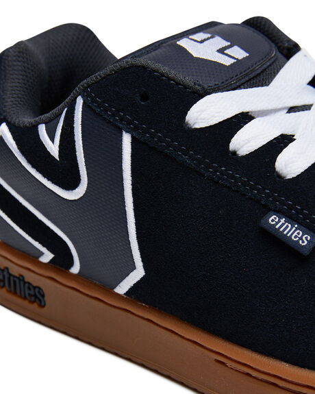 NAVY GUM WHITE MENS FOOTWEAR ETNIES SNEAKERS - 4101000203463