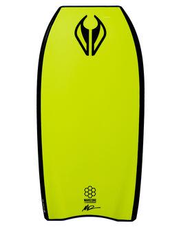 ROYAL BLUE YELLOW BOARDSPORTS SURF NMD BODYBOARDS BOARDS - N19NJOY41RBRBLUY