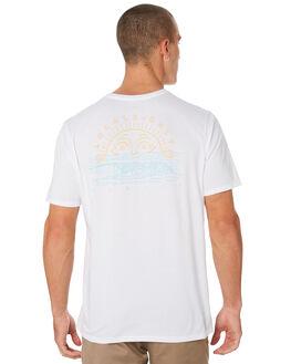 WHITE MENS CLOTHING HURLEY TEES - AO8825100