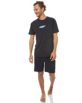 BLACK MENS CLOTHING HURLEY SHORTS - MWS000536000A