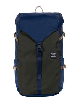 PEACOAT FOREST MENS ACCESSORIES HERSCHEL SUPPLY CO BAGS - 10319-01629-OSPEA