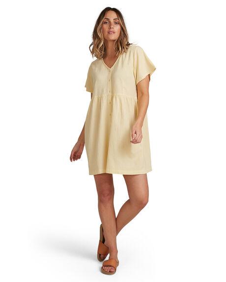 BUTTER WOMENS CLOTHING BILLABONG DRESSES - BB-6517468-B63
