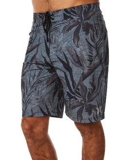 BLACK MENS CLOTHING HURLEY BOARDSHORTS - MBS000737000A