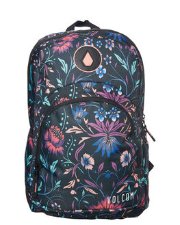 BLACK WOMENS ACCESSORIES VOLCOM BAGS - E6541601BLK