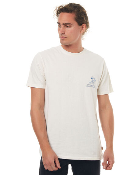WHITE MENS CLOTHING INSIGHT TEES - 5000000304WHT