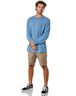 STEEL BLUE MENS CLOTHING STACEY TEES - STLSTQUALITYSTLBL