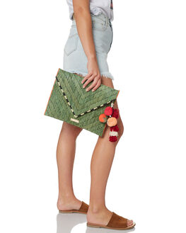 SAGE WOMENS ACCESSORIES THE WOLF GANG PURSES + WALLETS - TWGRS18A04-SASGE