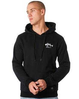 BLACK MENS CLOTHING DEPACTUS JUMPERS - D5194446BLACK