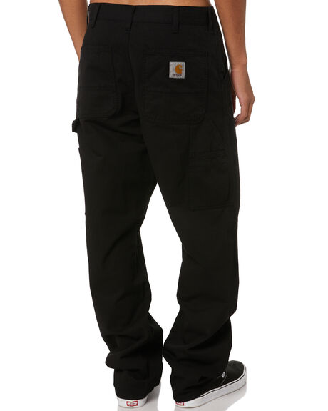 BLACK MENS CLOTHING CARHARTT PANTS - I02794489