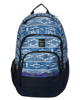 BLUE WOMENS ACCESSORIES RIP CURL BAGS + BACKPACKS - LBPIH10070