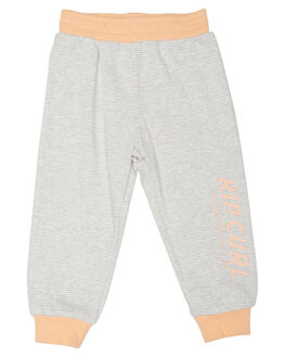 PEACH KIDS TODDLER GIRLS RIP CURL PANTS - FPAAM10165