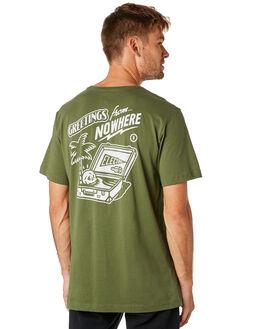 FATIGUE MENS CLOTHING ELECTRIC TEES - EC-01-38-09FATGE