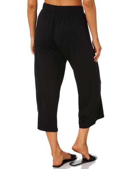 BLACK WOMENS CLOTHING BETTY BASICS PANTS - BB517HS20BLK