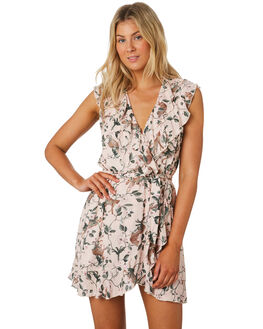 MULTI WOMENS CLOTHING MINKPINK DRESSES - MP1908559MULTI