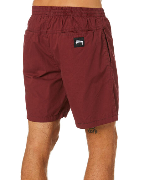 DARK AUBERGINE MENS CLOTHING STUSSY BOARDSHORTS - ST091601DKAUB
