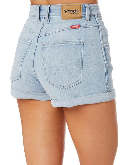 STARLIGHT WOMENS CLOTHING WRANGLER SHORTS - W-951567-MM5