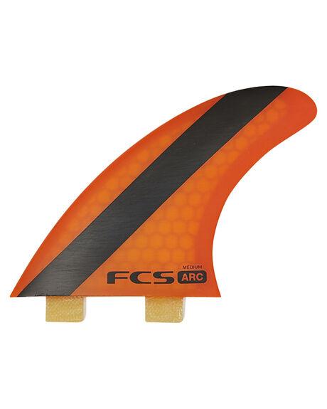ORANGE SURF HARDWARE FCS FINS - 1172-162-28-RORA