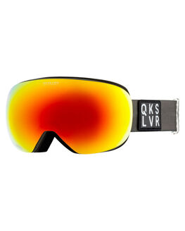 GRAPE LEAF TANENBAUM BOARDSPORTS SNOW QUIKSILVER GOGGLES - EQYTG03052CRE2
