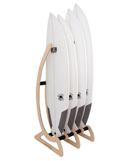 TIMBER BOARDSPORTS SURF OCEAN AND EARTH BOARD RACKS - SARX40TIM