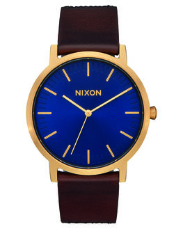 NAVY BROWN BLACK MENS ACCESSORIES NIXON WATCHES - A1058-3210NVYBR