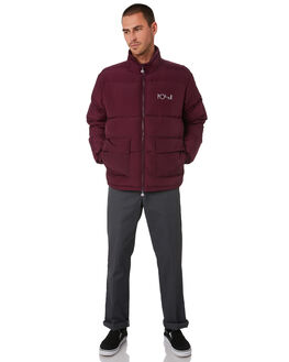 PRUNE MENS CLOTHING POLAR SKATE CO. JACKETS - PSCPUFF-PRN