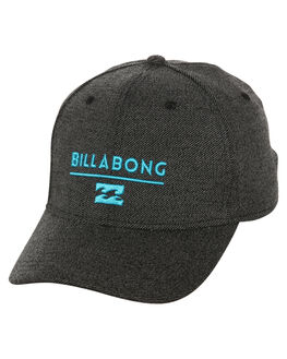 BLACK MENS ACCESSORIES BILLABONG HEADWEAR - 9672323BLK