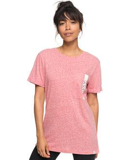 BAROQUE ROSE WOMENS CLOTHING ROXY TEES - ERJZT04326MMF0