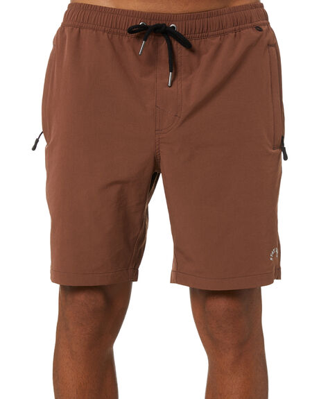 EARTH MENS CLOTHING STAY SHORTS - SWA-20301EAR