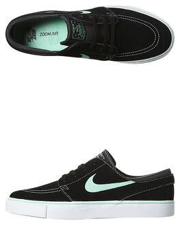 BLACK GREEN ANTHRAC WOMENS FOOTWEAR NIKE SNEAKERS - SS333824-052W