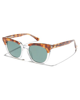 TORT CRYSTAL GREEN MENS ACCESSORIES EPOKHE SUNGLASSES - 0765-TORCRPOGRNTORGR