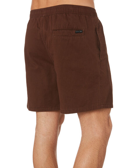 DARK COFFEE OUTLET MENS RUSTY BOARDSHORTS - WKM0978DCF