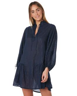 NAVY WOMENS CLOTHING LILYA DRESSES - LXD30-LAW19NVY