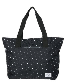 POLKA DOTS WOMENS ACCESSORIES PARKLAND BAGS + BACKPACKS - 20013-00258PLKDT