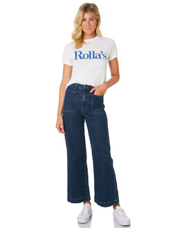COMFORT INK WOMENS CLOTHING ROLLAS JEANS - 12891-4344