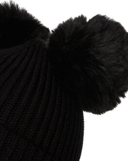 BLACK KIDS BOYS ROCK YOUR KID HEADWEAR - TBI1923-MBBLK