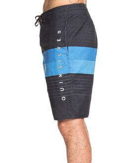 BLACK MENS CLOTHING QUIKSILVER BOARDSHORTS - EQYBS04280-KVJ6