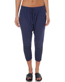 INDIGO MARLE WOMENS CLOTHING BETTY BASICS PANTS - BB563S17INDIGO