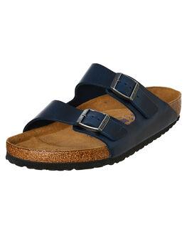 BLUE WOMENS FOOTWEAR BIRKENSTOCK FASHION SANDALS - 1013643BLUE