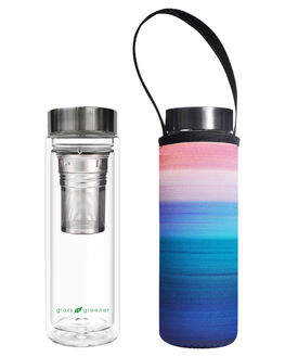 PEACE WOMENS ACCESSORIES GLASS IS GREENER DRINKWARE - GD-PCEPCE