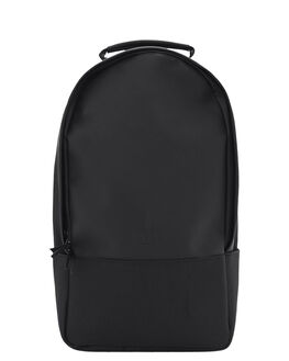 BLACK MENS ACCESSORIES RAINS BAGS + BACKPACKS - RNS1292BLK eb01d48f6fac3