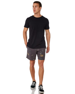 BLACK AOP MENS CLOTHING O'NEILL BOARDSHORTS - 4711812BLK