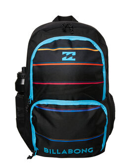 BLACK BLUE MENS ACCESSORIES BILLABONG BAGS + BACKPACKS - 9685004BBBE