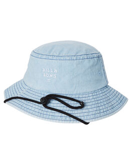 WASHED BLUE MENS ACCESSORIES BILLABONG HEADWEAR - 9681311WBLU